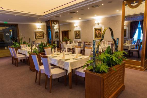 Хотел Севлиево Плаза, Севлиево снимка ресторант