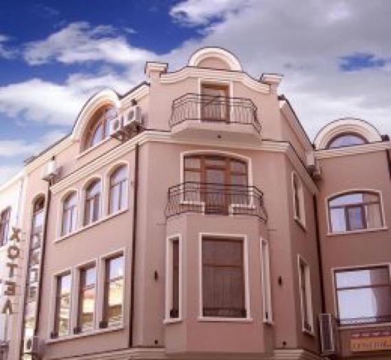 Хотел Централ, Хасково