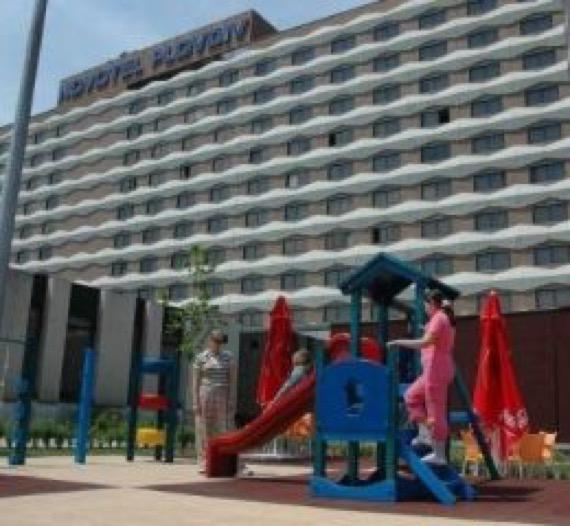 Гранд Хотел Пловдив снимка