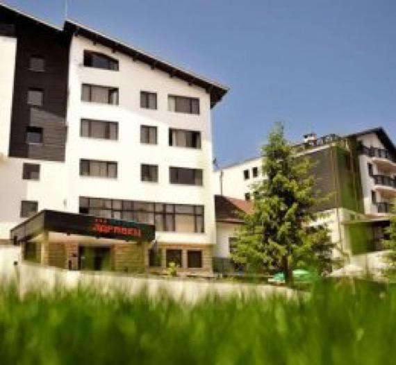 Еко Хотел Здравец Пловдив снимка