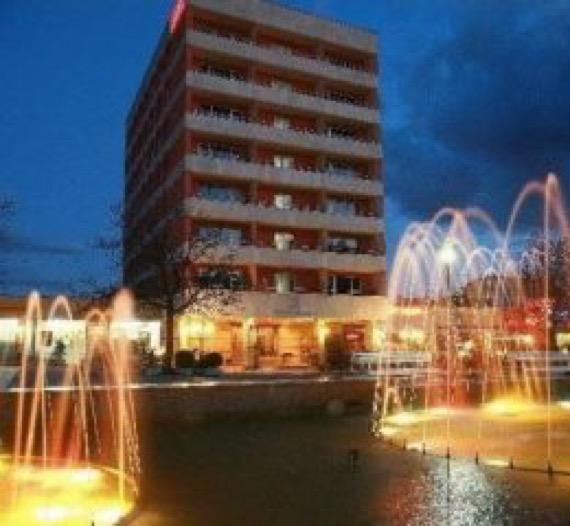 Хотел Свети Никола Сандански снимка