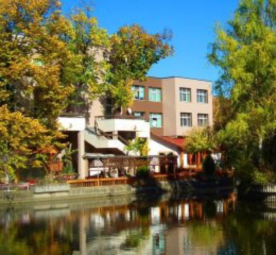 хотел Езерото, Стара Загора