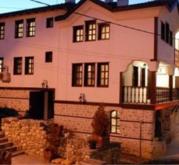 Хотел Болярка Мелник снимка фасада