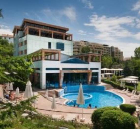 снимка на СПА хотел Медите Сандански