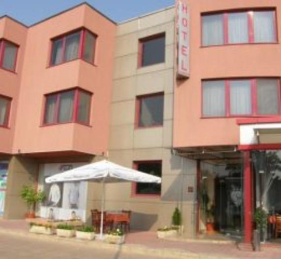 Хотел Филипополис Пловдив снимка фасада