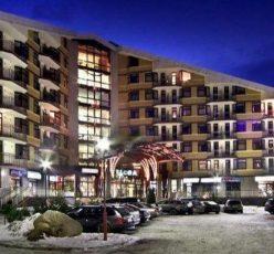 Нова година на ски в Боровец снимка хотел Флора