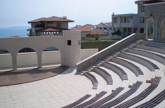 Амфитеатър Арена в Свети Влас със снимки и карта, курорти и хотели - хотели от BG Hoteli