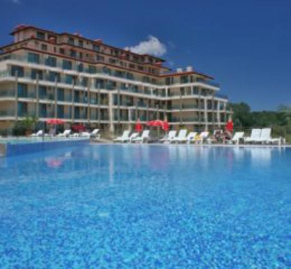 хотел Престиж сити 2 Приморско - Хотели от БГ Хотели