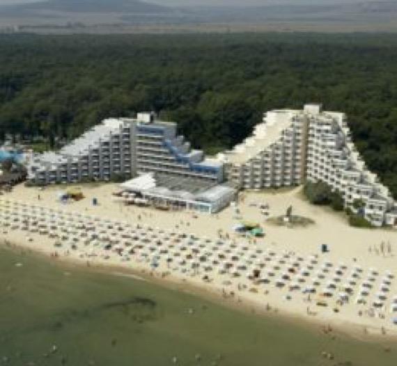 Хотел Славуна, Албена