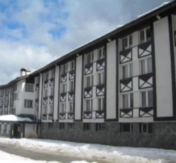 Хотел Панорама Пампорово снимка зимна