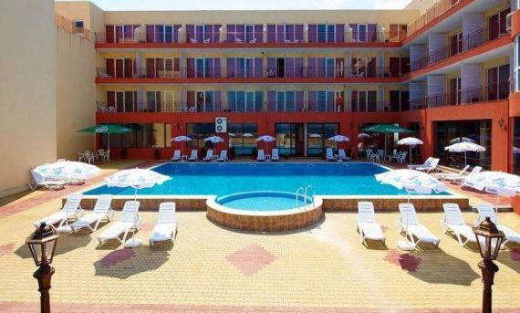 All Inclusive на Поморие в хотел Релакс снимка