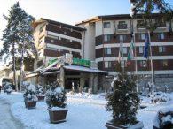 Хотел Пирин Банско снимка зима