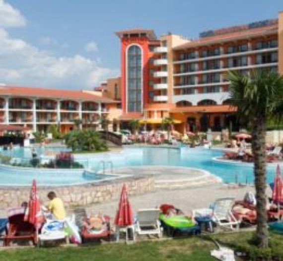 Хотел Хризантема Слънчев бряг снимка