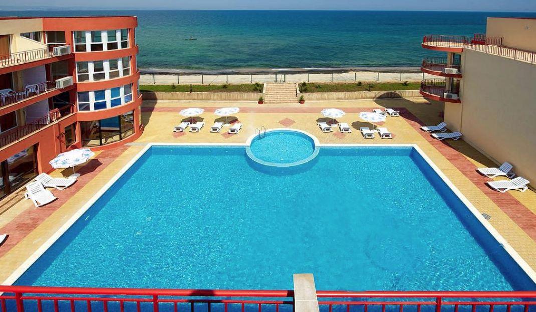 хотелски комплекс Релакс в Поморие