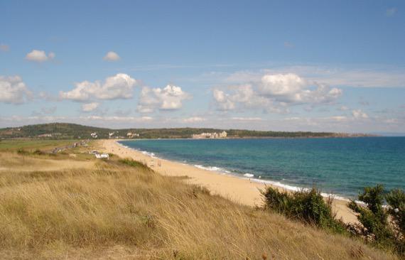 плаж Дюни