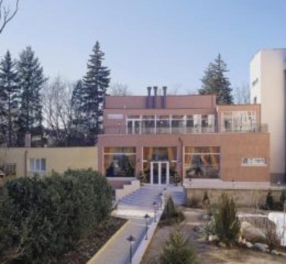 Балнео хотел Дружба Банкя снимка