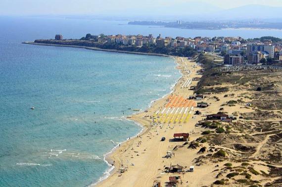 плаж Приморско