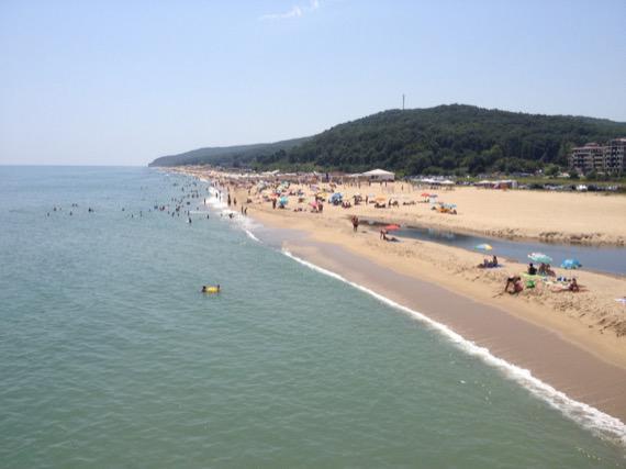плаж Шкорпиловци