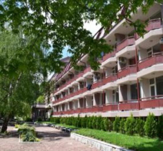 хотел Констанция Костенец снимка