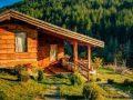 Дървената Еко Къща Лещен - Почивка от БГ Хотели