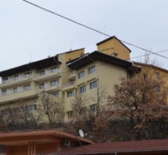 Хотел Божур Хасковски минерални бани снимка