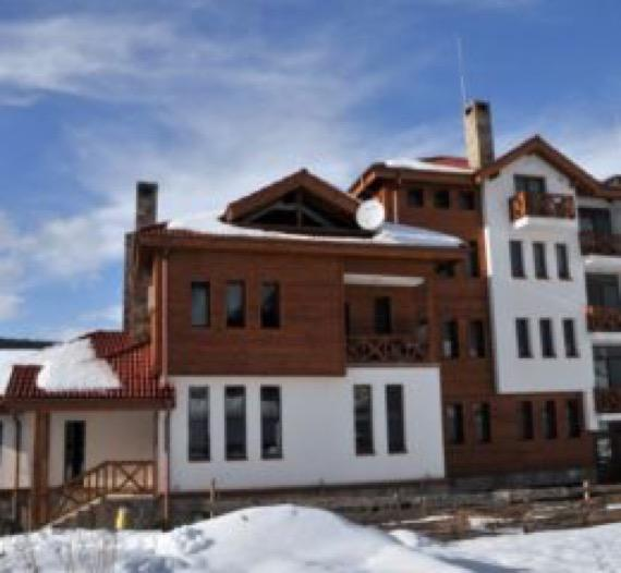 Хотел Бялата Река Бели Искър снимка