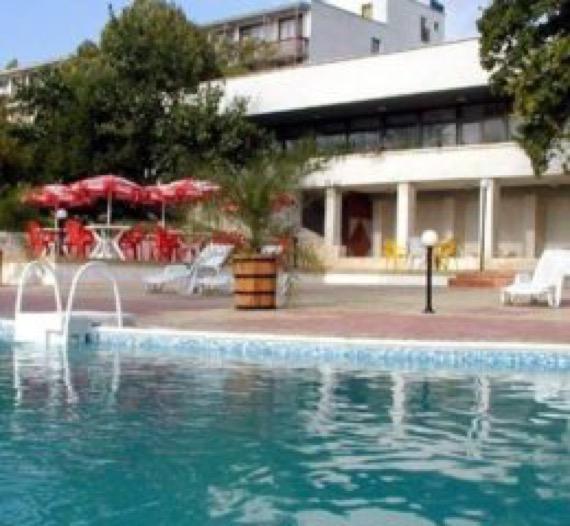 Хотел Темида Златни Пясъци - Евтин All Inclusive от BG Hoteli