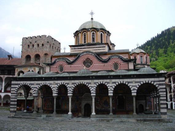 Рилски манастир - BG Hoteli