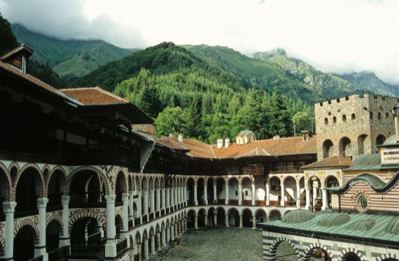Рилски манастир - Ранни записвания планина от BG Hoteli