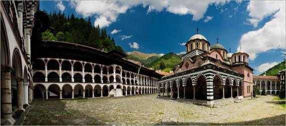 Рилски манастир - Ранни записвания планина от БГ Хотели