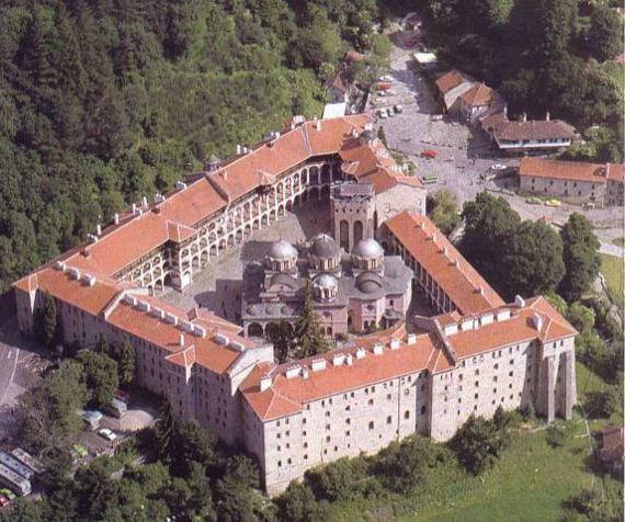 Рилски манастир - почивка от БГ Хотели