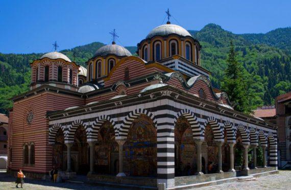 Рилски манастир - БГ Хотели