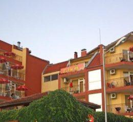 Хотел Елит, Китен