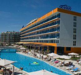 Хотел Гларус в Слънчев бряг - Евтин All Inclusive от БГ Хотели