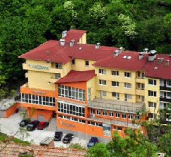 Балнеохотел Медика - спа хотели на планина от БГ Хотели