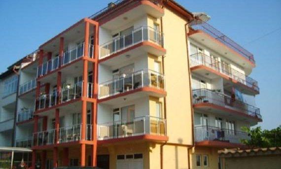 Семеен хотел Вила Даниела, Приморско