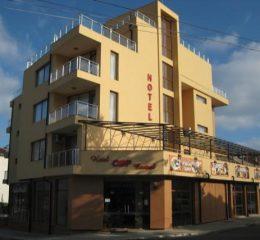 Хотел КООП Централ, Обзор
