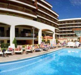 снимка хотел фламинго албена