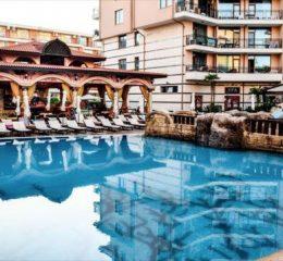 изображение хотел каролина слънчев бряг