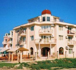 снимка хотел маргарита кранево