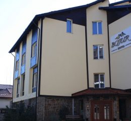 Хотел Божур Банско
