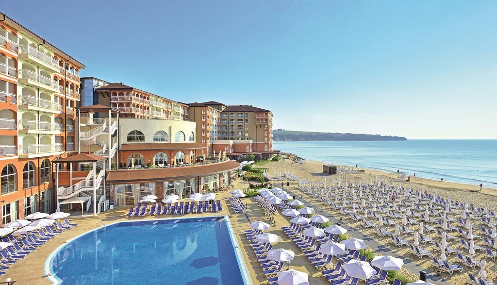 Най – добрите морски хотели на Българското Черноморие