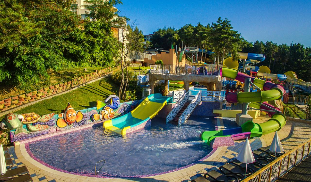 Хотел Грифид Клуб Болеро, Златни пясъци