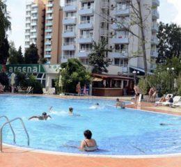 Хотел Арсенал Несебър