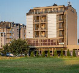 Хотел Плаза, Пловдив