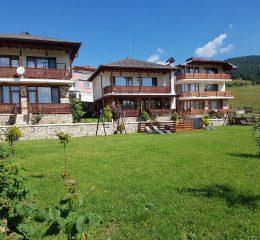 Къщи за гости Башеви, Сърница